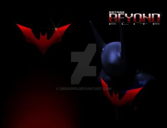 Batman Beyond test cover2 by cirus5555