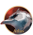 Atlas Duck Medallion by lightningspam