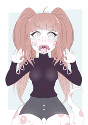 P: I can be scary too! by Cynical-Pancake