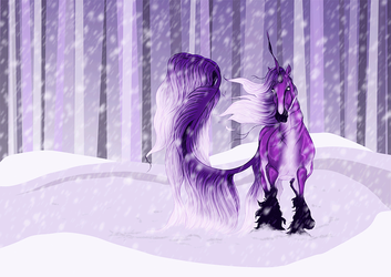 Aconitum Snow by Astralseed
