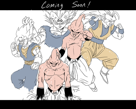 Coming soon by RuokDbz98