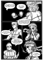 MGS Doujin by TEWdrop