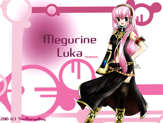 Luka - Collab with KarinRin by TheMangaBoy