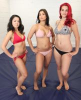 Advanced Gallery: AMBER YOUNG vs 3 #13 by sleeperkid
