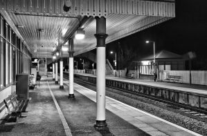 Dalmeny Railway Station by BusterBrownBB
