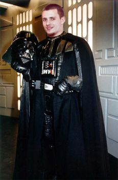 Vader Photoshop by Captain-SG