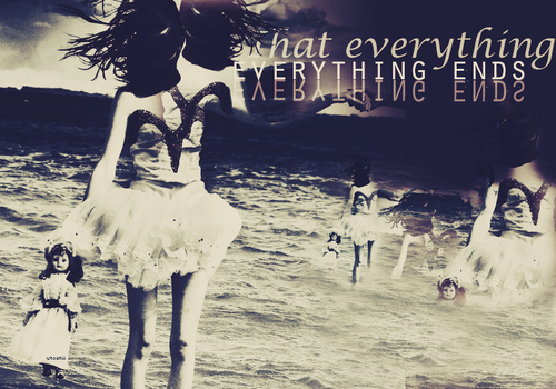 everything ends by utoshii