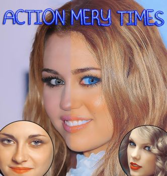 Action Mery Times by KrisHappy