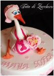 Christening cake topper by Dyda81
