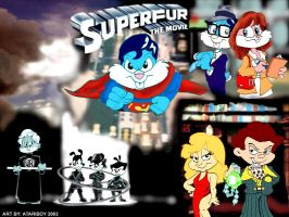 Superfur The Movie. by Atariboy2600