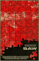 Saw poster by markwelser