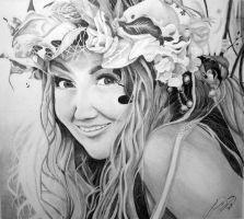 Twig the Fairy Portrait Complete by M-Infernum