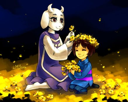 Undertale by KatiraMoon