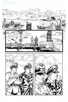 Sequential digital test page by ChrisNoeth