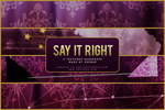 Say It Right Texture Pack by ErenaeErae