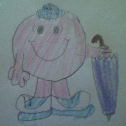 My Mr. Men persona by 685eric685