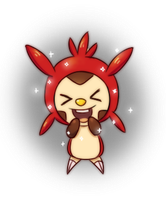 Shiny Chespin by CJsux