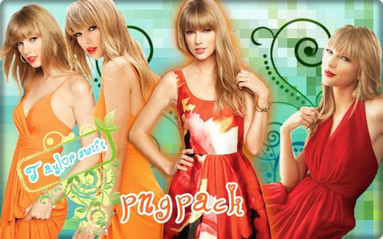 Taylor Alison Swift Png Pack by Sparklingbarbie