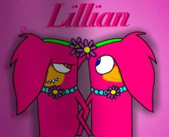 Lillian by Pinkwolfly