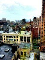 28th Street by soulnomad92