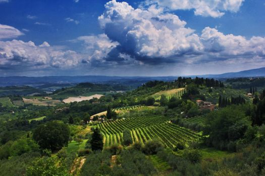 Toscana by Alyss6