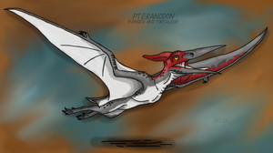 Jurassic World: Pteranodon 1 by Fnafnir
