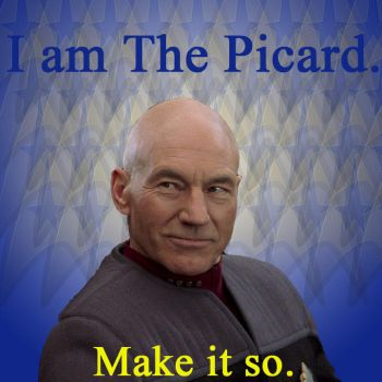 The Picard. by AshamanJung