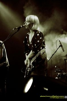 The RAVEONETTES - Sharin Foo by losthurts
