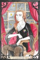 Young Dumbledore by Gueule-de-Loup