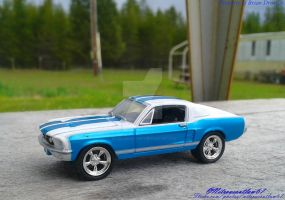 1967 Ford Mustang GT Fastback by Nitrousoutlaw71