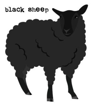 Black Sheep by thispicture