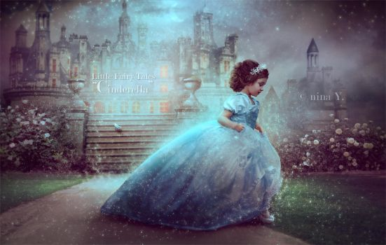 LittleFairyTales - Cinderella by nina-Y