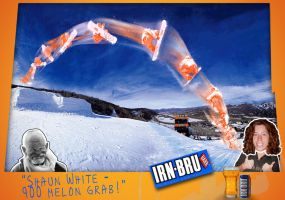 Shaun White - Snowlight by puzzled2007