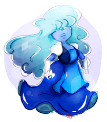 sapphire by questionedSleeper