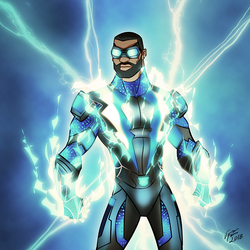 Black Lightning by jonathanserrot