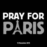 Pray For Paris by WOLFBLADE111