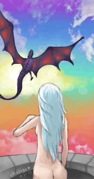 Mother of Dragons by chocoga