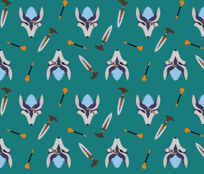 Repede Pattern by LordOfRappigs