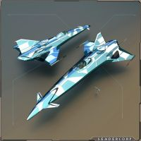 Private Orbital Ship SC POS one by PINARCI