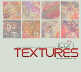 Icon texture Set 01 by golzy