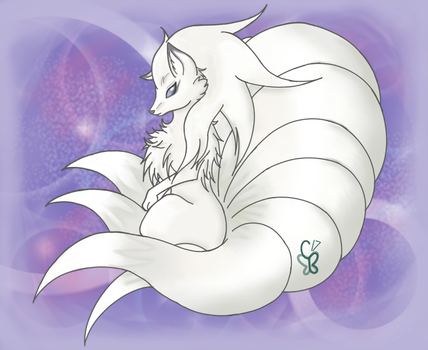 Kitsune 'tales by XxPaperLacexX