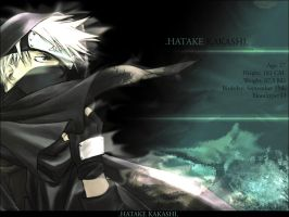 Hatake Kakashi Wallpaper v2 by raXike