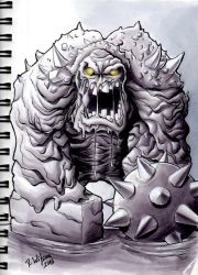 Clayface by rkw0021