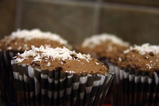 bounty cupcakes by victimofemotion