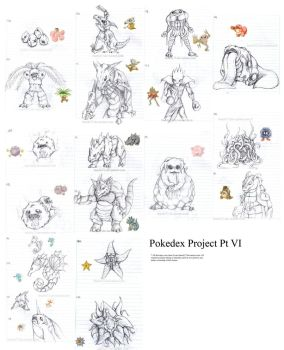 Pokedex Project pt VI by lmerlo72