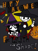 Lilith and Shade-Halloween cover by SisterStories