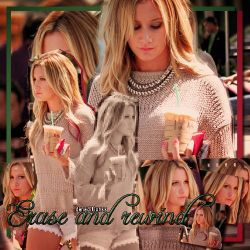 +Erase and rewind - Ashley Tisdale blend. by DanEditionss