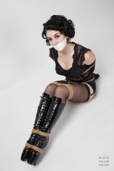 Dolly Bound by BlackRoomPhoto