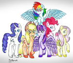gather together by smartypurple