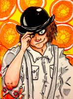 A Clockwork Orange by irishimo